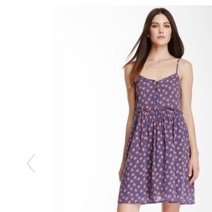 *NWT* French Connection Palm Cotton Strappy Dress